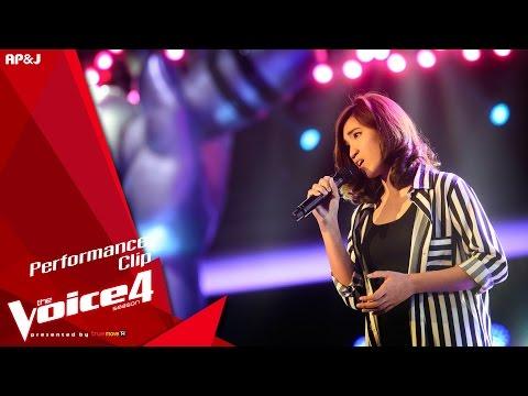 The Voice Thailand - โอโนะ จุฬาลักษณ์ - First Love - 11 Oct 2015