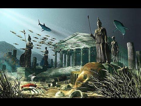 Atlantis: The True Story ~ Remote Viewing Atlantis ~ Courtney Brown