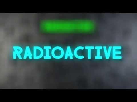 Imagine Dragons - Radioactive (kinetic typography)