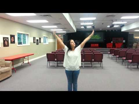 Our God Is A Great Big God (with Hand Motions) video