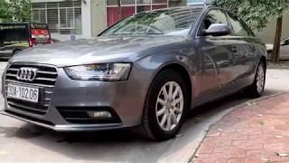 [BÁN] Audi A4 NHẬP 2013 CÒN MỚI NHƯ XE 2017  [Xetot360]