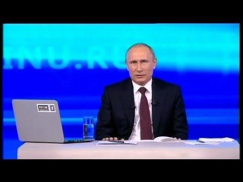 Surveillance: Snowden interpelle Poutine à la télévision - 17/04