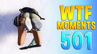 PUBG Daily Funny WTF Moments Highlights Ep 501