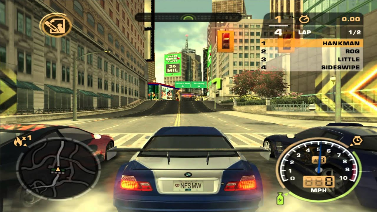 Need For Speed Most Wanted Best Car In The Game