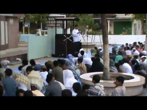 10.000 jamaah LDII melaksanakan Shalat Idul Adha di halaman Masjid