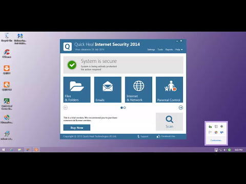 Quick Heal Internet Security 2014 review