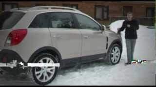 2011 Opel Antara / Тест-драйв