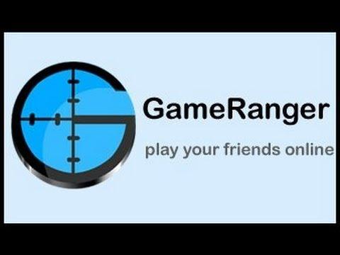 كيفية لعب أي لعبة أونلاين ببرنامج GameRanger