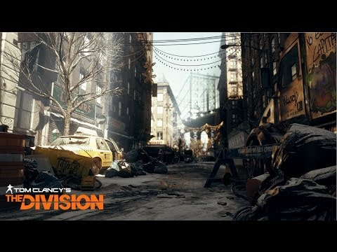 Snowdrop | Motore grafico next-gen | Tom Clancy's The Division