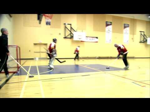 hockey intérieur - Passes