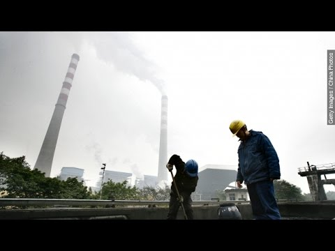 China Will Set Up A Carbon Cap-And-Trade Market In 2017 - Newsy