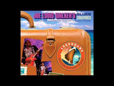 Joe Louis Walker with Mike Finnigan - Slow Down