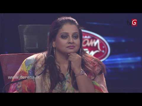 Dream Star Season 07 | Final 36 ( 01st Group ) Sathira Ganganath | 01-07-2017