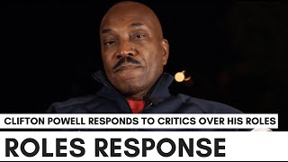 Clifton Powell Responds To 'Bad Guy Roles' Criticism: Check Resume.. Stop Boxing-In Black Actors