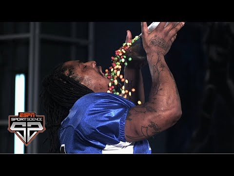 Marshawn Lynch | Sport Science | ESPN Archives