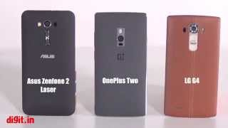 Laser Auto Focus Comparison: Asus Zenfone 2  Laser vs OnePlus 2 vs LG G4 | Digit.in