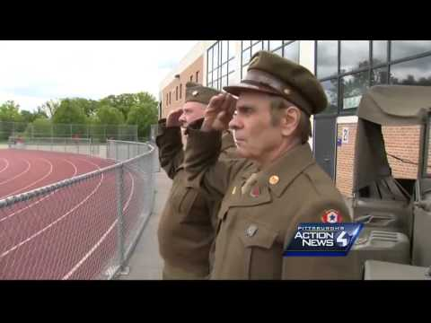 Chartiers Valley High School salutes local heroes