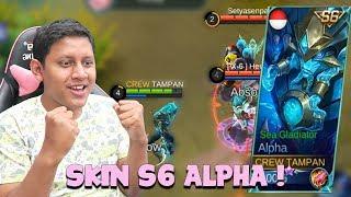 ALPHA SKIN S6 TERBARU ! - Mobile Legends Indonesia