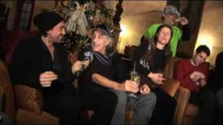 Shpongle - shpongle interview in moscow 19/12/08 (pt.2)