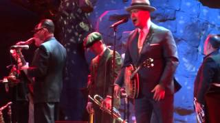 Big Bad Voodoo Daddy 34 Mr Heat Miser 34 Mohegan Sun Ct 12 19 2015