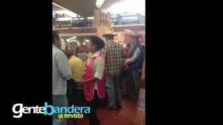 Calibre 50 Video - Calibre 50 En San Juan De Dios (Emociones Pasajeras II) 1era parte