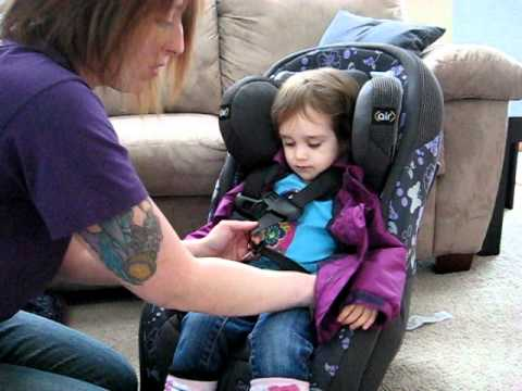 Car Seats And Winter Coat Safety Winter Car Seat Safety Part 2