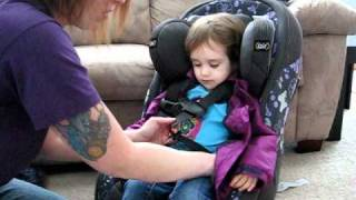 Winter Car Seat Safety part 2 of 2