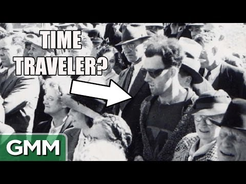 4 Real Cases Of Time Travel video