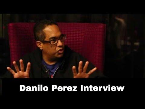Danilo Perez Interview