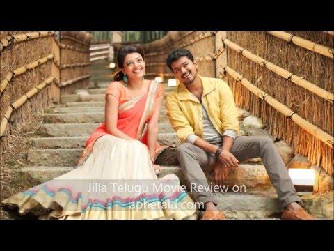 Jilla Telugu Movie Review. Rating on apherald.com