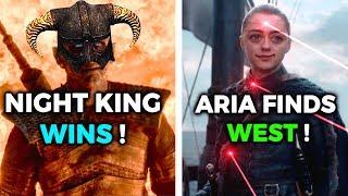 Game of Thrones - Deleted Scenes / Alternative Ending (Memes)
