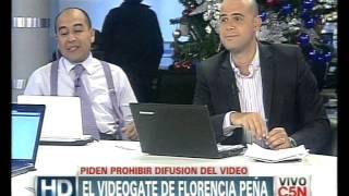 C5N - ESPECTACULOS: EL APOYO DE LOS FAMOSOS A FLORENCIA PEÑA