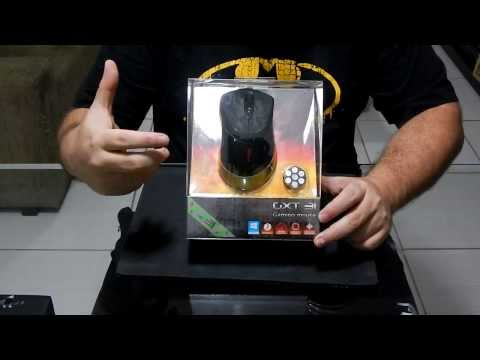 Unboxing Gaming Mouse GXT 31 - Trust - Unboxing #02