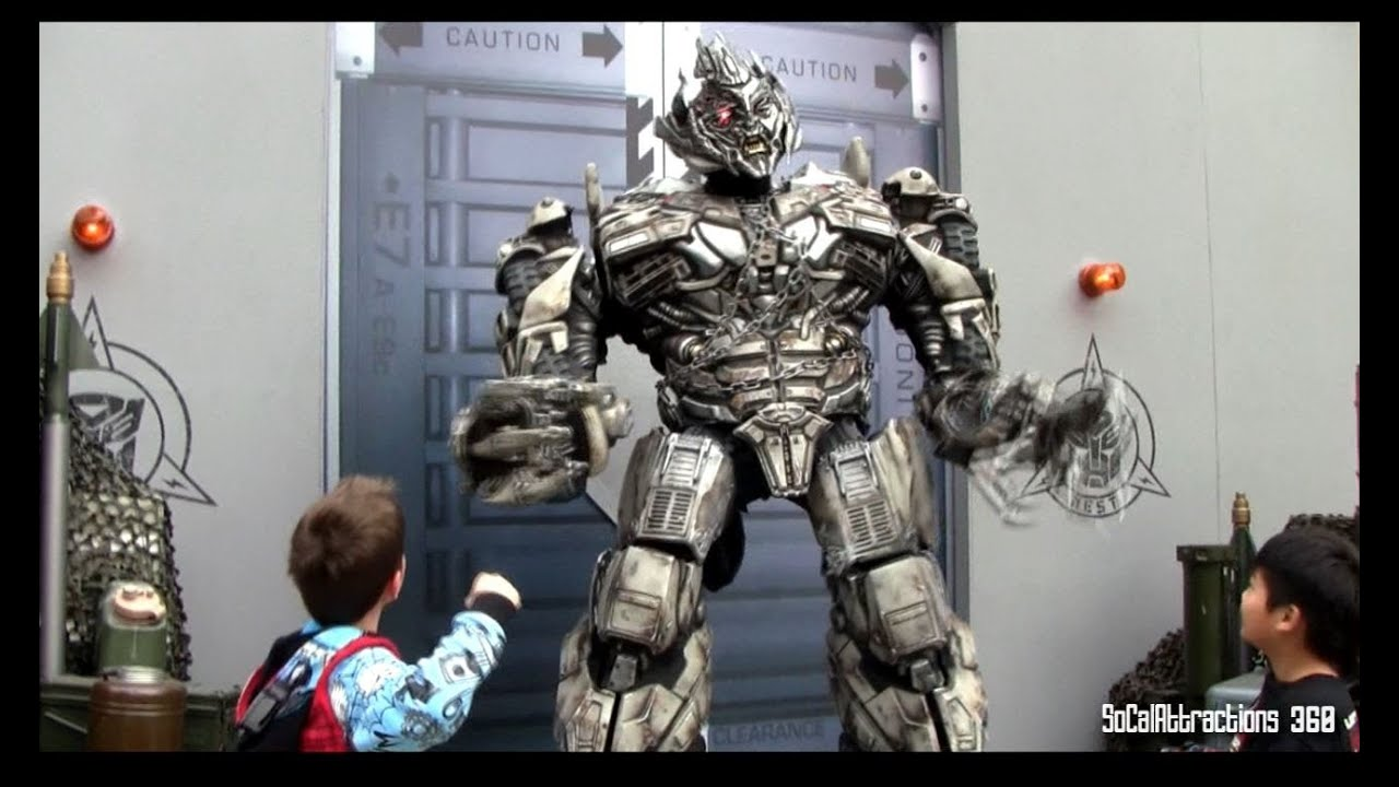 real transformers in real life