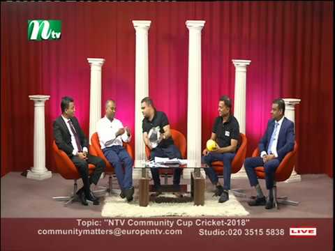 Community Matters about NTV Community Cup 2018 S2 080918