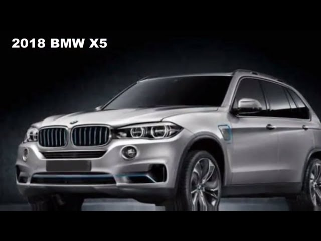 2018 BMW X5 Redesign Concept - YouTube