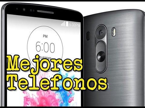 Los mejores teléfonos celulares con android del 2014