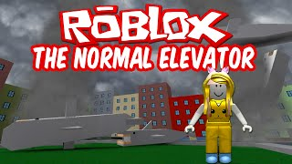 The Normal Elevator ROBLOX  Let