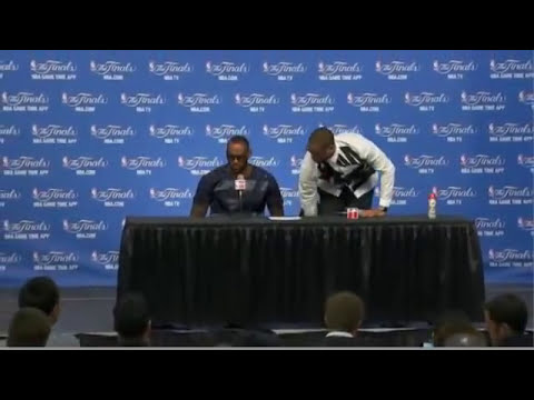 Lebron  Game 5 Post Game Press Conference