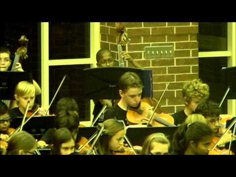 The Forney Family - Mitchell Intermediate 6th Grade Fall Orchestra Concert