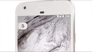 Google debuts Pixel phone with built-inistant (CNET News)