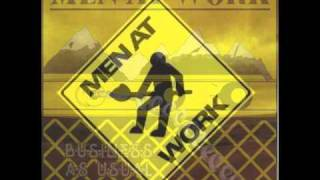 Watch Men At Work No Sign Of Yesterday video