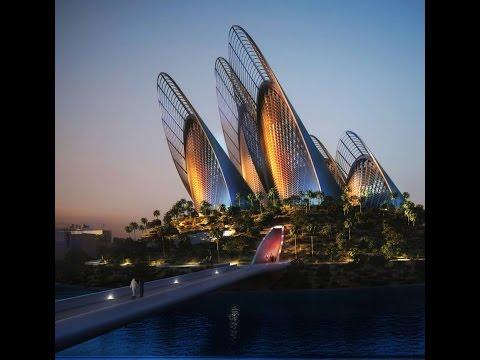 Zayed National Museum,Abu Dhabi