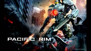 Pacific Rim main soundtrack