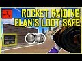 ROCKET RAIDING A RICH Clan S LOOT Deposit Box RUST Part 6 EPIC FINALE mp3