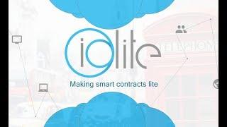 iOlite - Blockchain And Machine Learning Platform