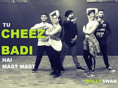 Cheez Badi 👌👌   Machine   DancePeople   Bollyswag   KiranJ