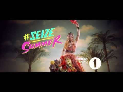 #SEIZESUMMER with Radio 1