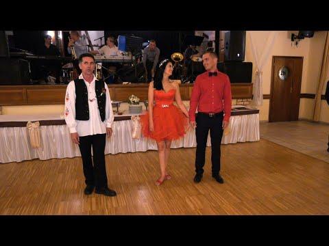 Timi és Marci esküvői MENYECSKETÁNC , BULI videó, Újhartyán Faluközpont, Trombitás Étterem