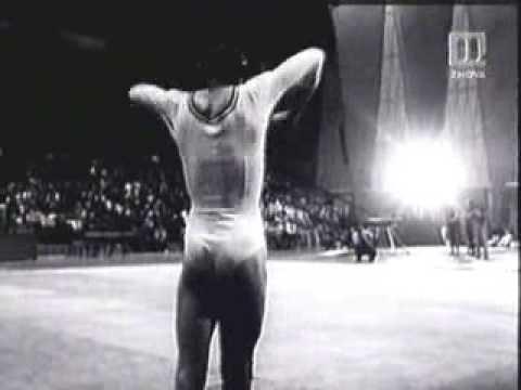 Nadia Comaneci Documentary Part One